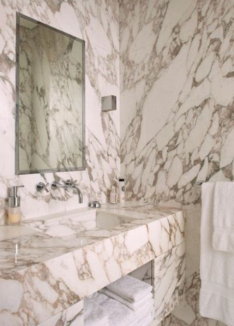 Luxury Marble Bathrooms marble bathroom with awesome design ideas | marbles, bathroom