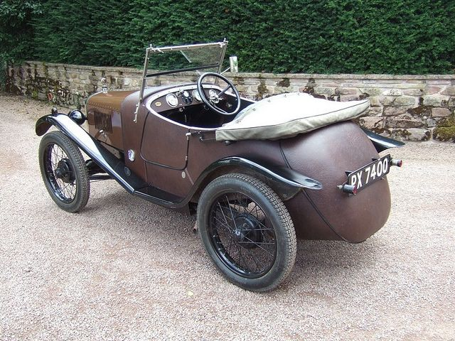 1927 Austin Seven Gordon England Cup by Austin7nut