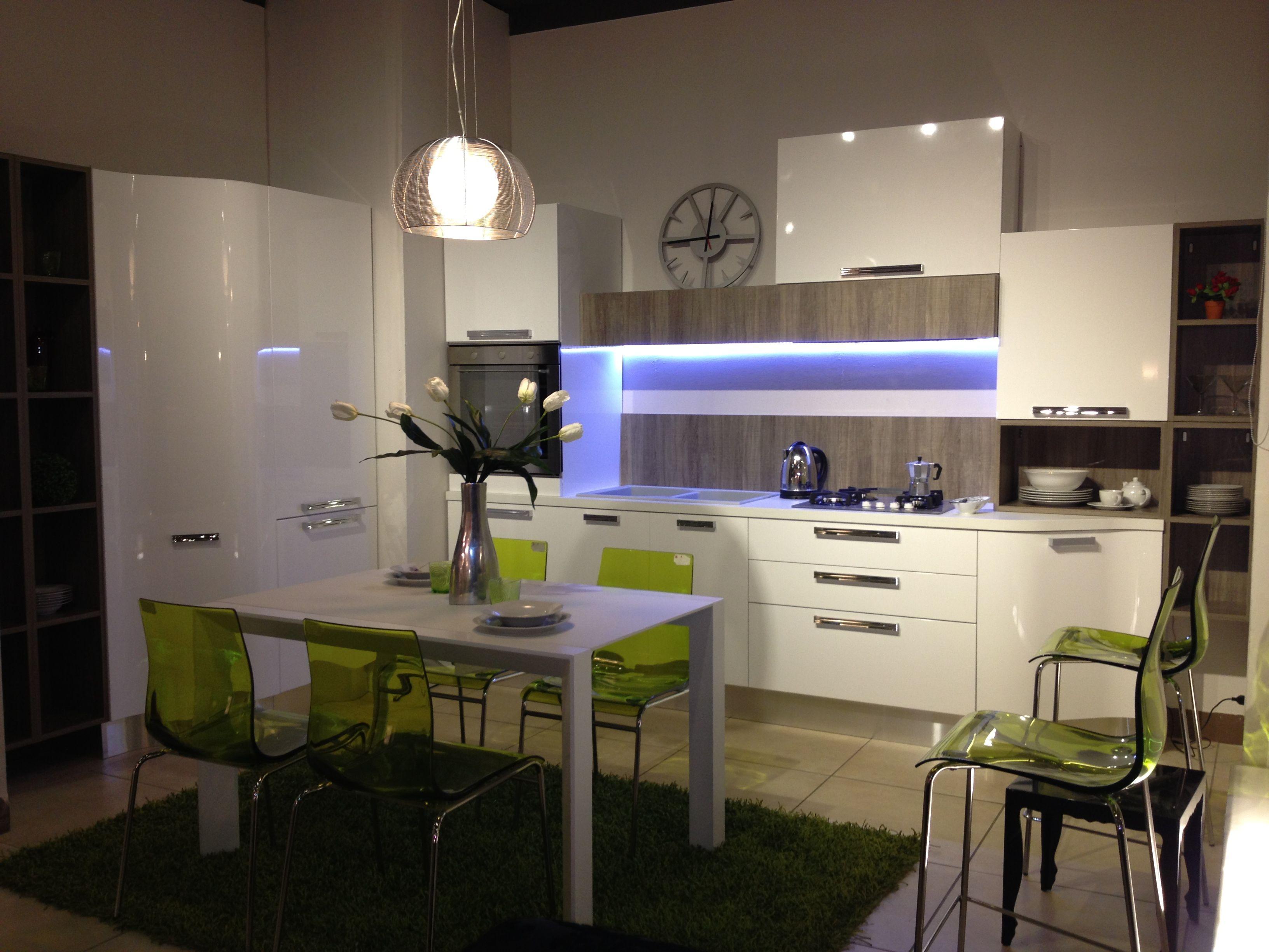 Cosa ne pensate del nostro design in cucina presente nello shoowroom