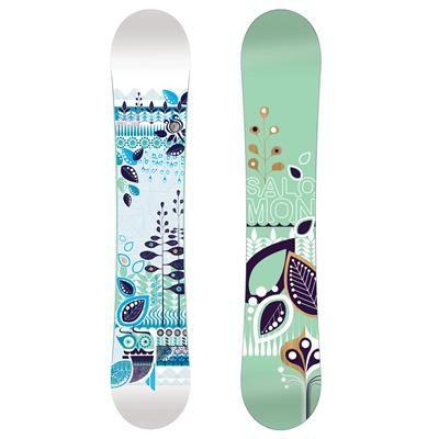 Salomon Lotus Snowboard Women's 2020 | Snowboarding