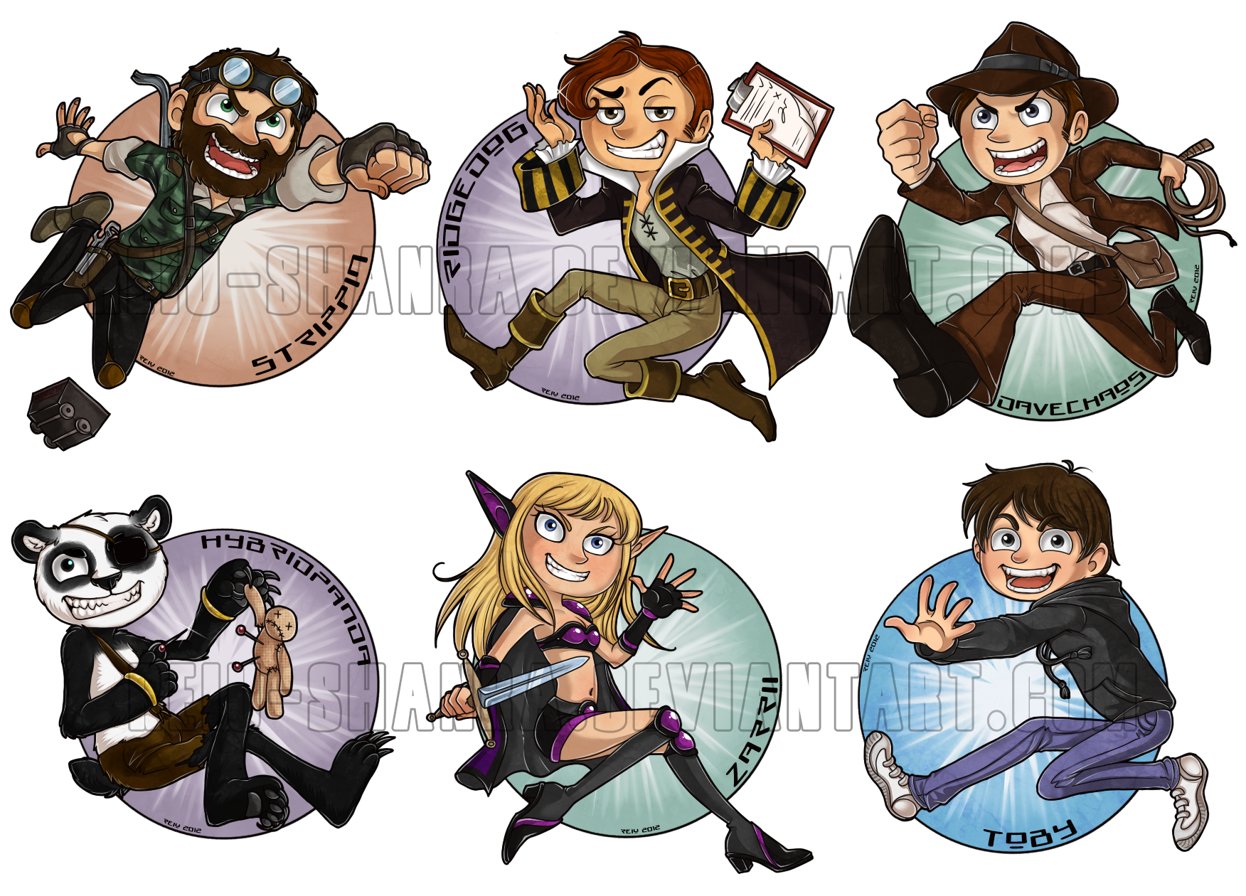 the yogscast part 3 by reiu shanra on deviantart