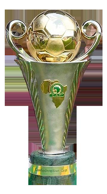 Confederation Cup Calendario.Caf Total Confederation Cup Winners Trophy Trophy