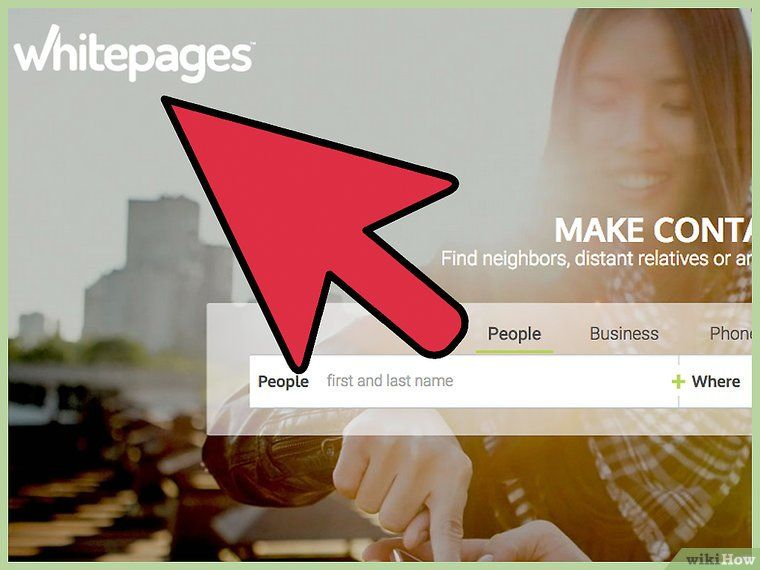 How To Remove Your Listing On Whitepages With Pictures How To Remove List Pictures