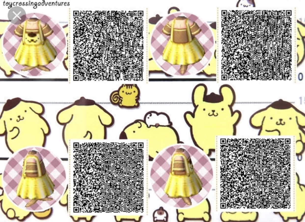 Pin by Crafty Crab Creations on Qr codes | Animal crossing ...