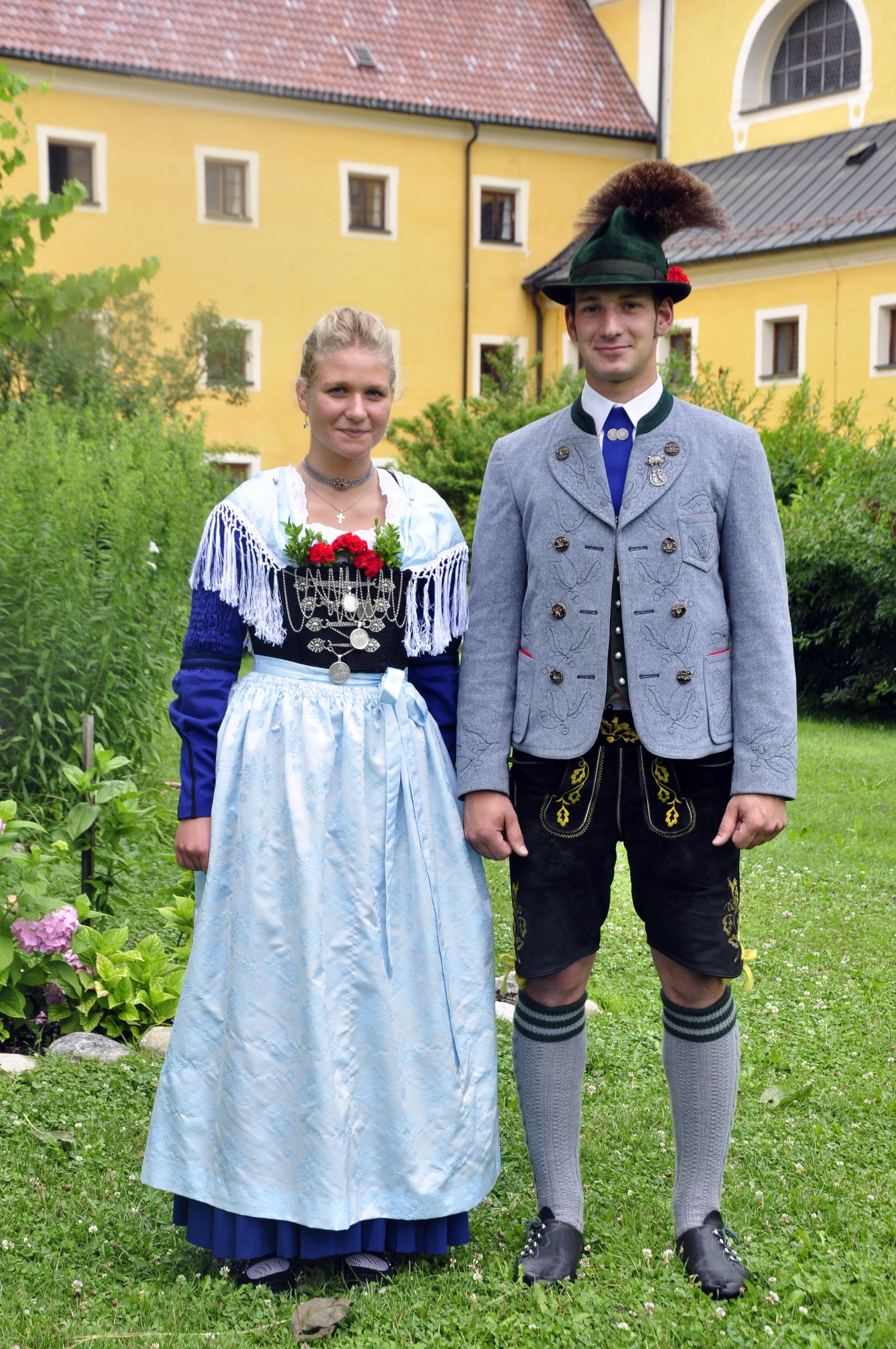 Miesbacher #Tracht - Die Tracht der junge, aktiven #Trachtler. GTEV D`Brünnstoana Niederaudorf