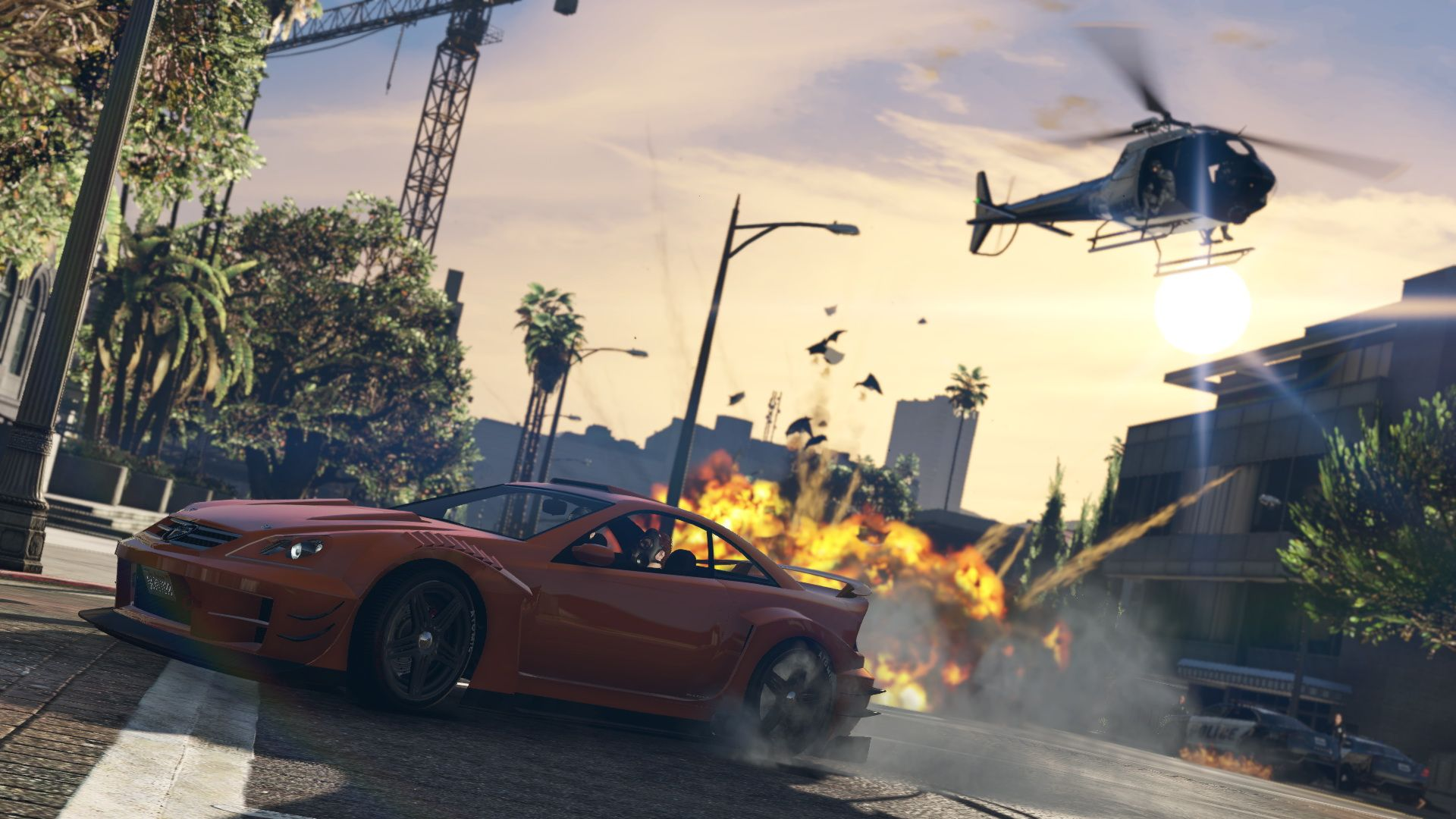 Gta online finance and felony update is live