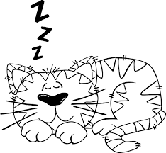 Image result for dog and cat clipart | Cat coloring page ...
