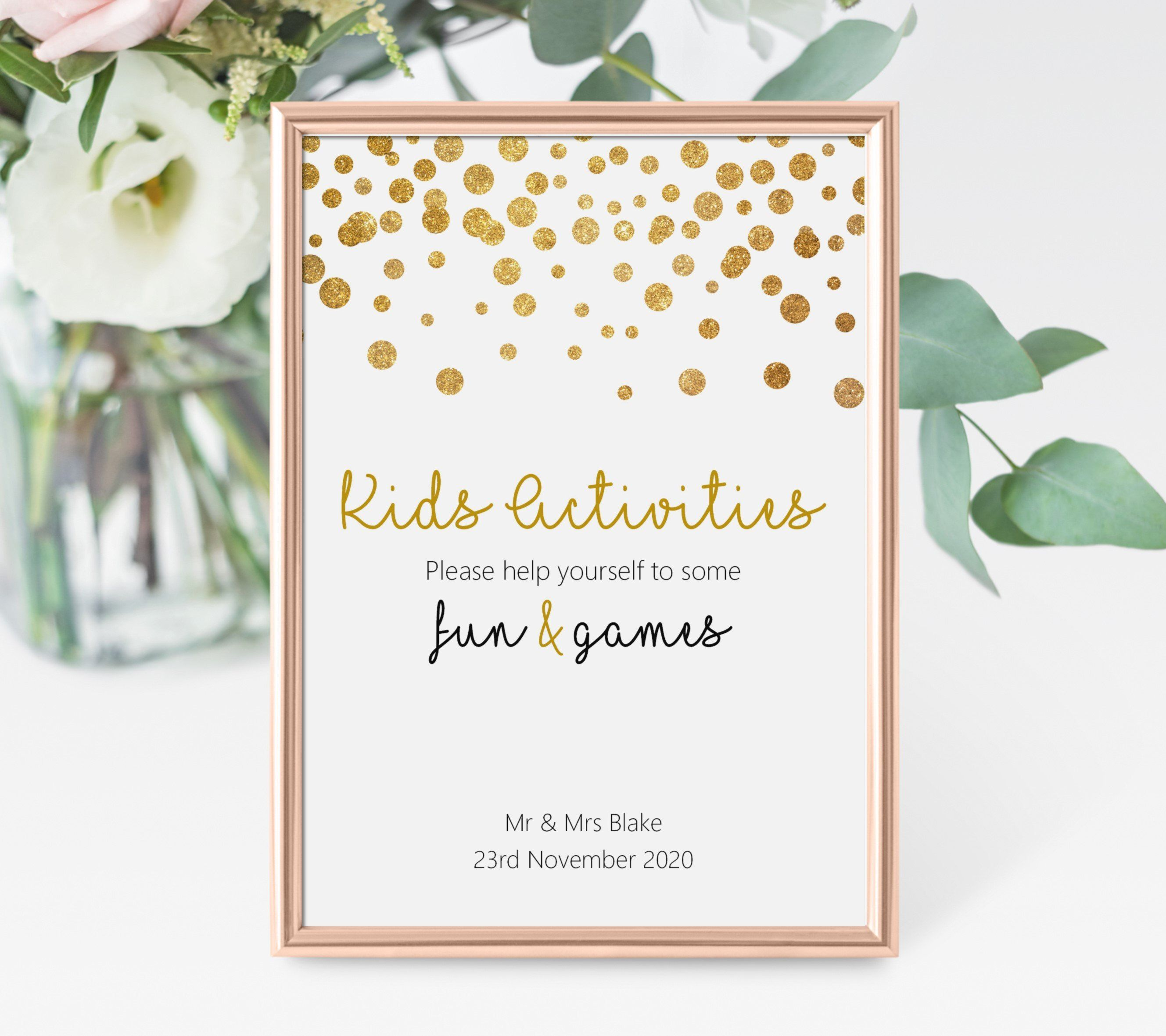 Games With Gold November 2020.Kids Activities Wedding Sign Children S Activity Table Sign