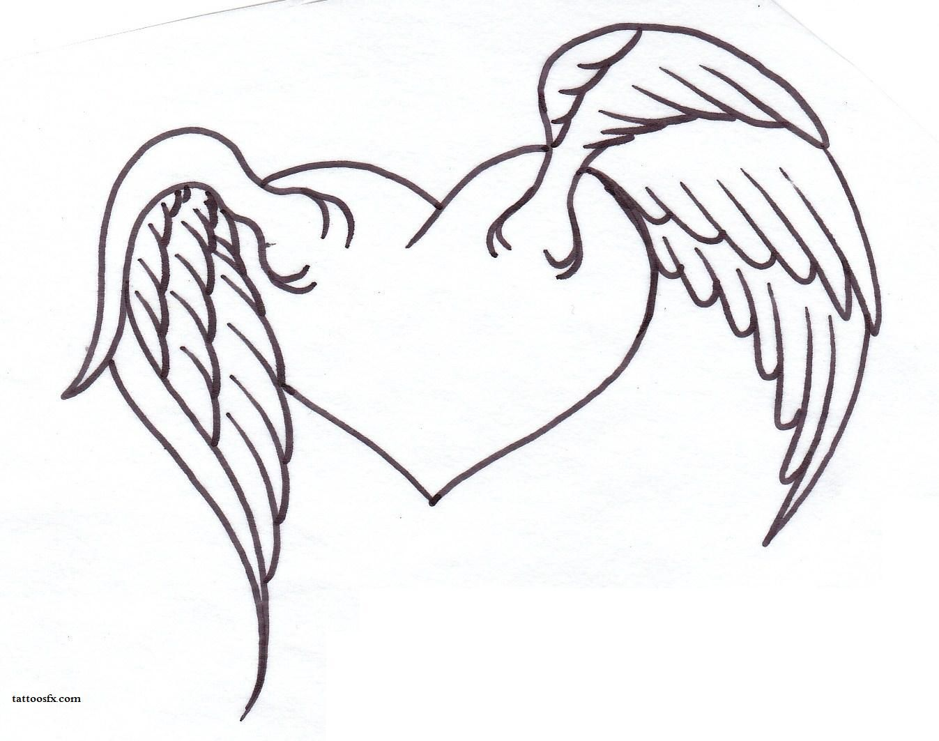 tattoostencils.org - Angel Wing Tattoo Designs | Angel Tattoo ...
