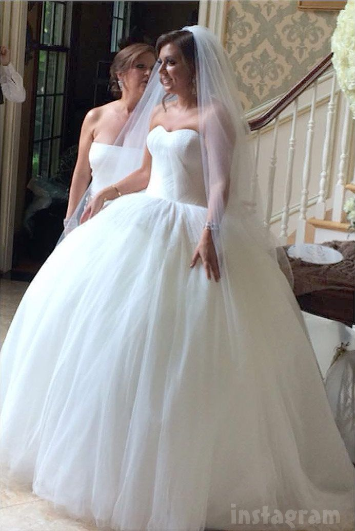 Vito Scalia And Lauren Manzo Wedding Photos And Videos Wedding Dresses Princess Ballgown Wedding Dresses Wedding Dresses Vera Wang