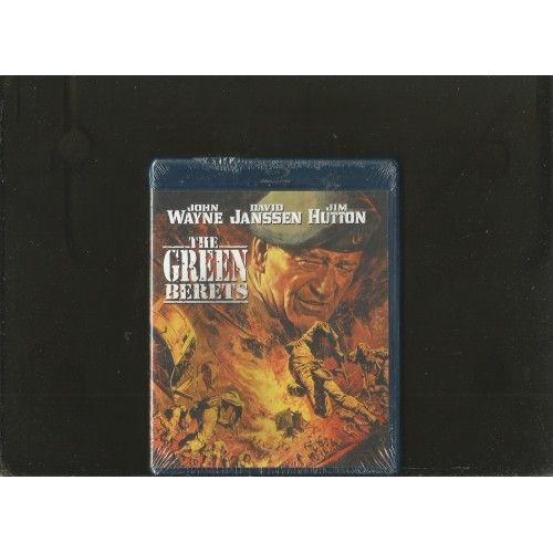 For Sale: THE GREEN BERETS (BLU-RAY) WIDESCREEN | Webstore