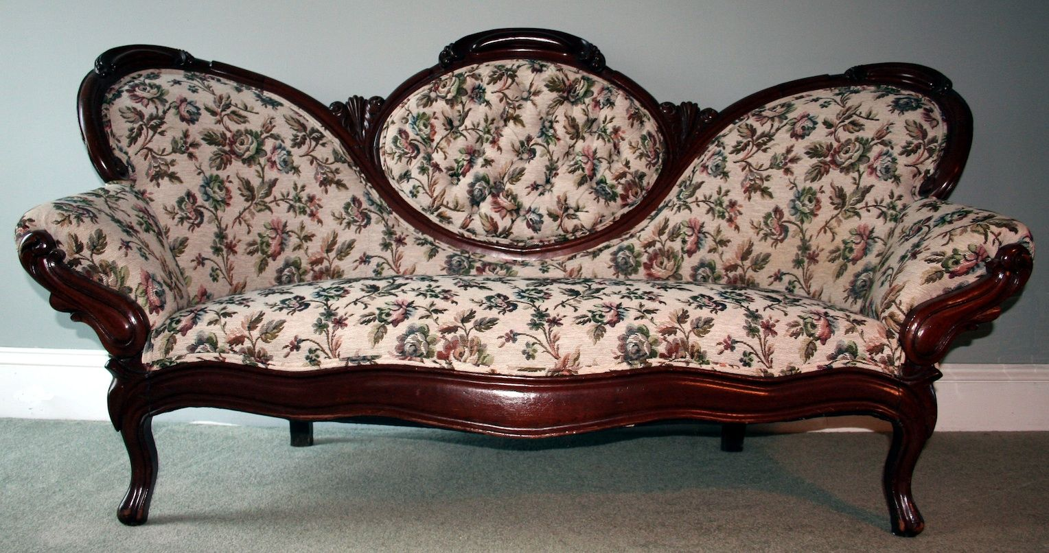 Queen Anne Sofa Best Collections Of Sofas And Couches
