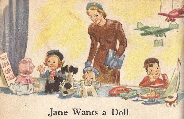 jane Vintage posters dick