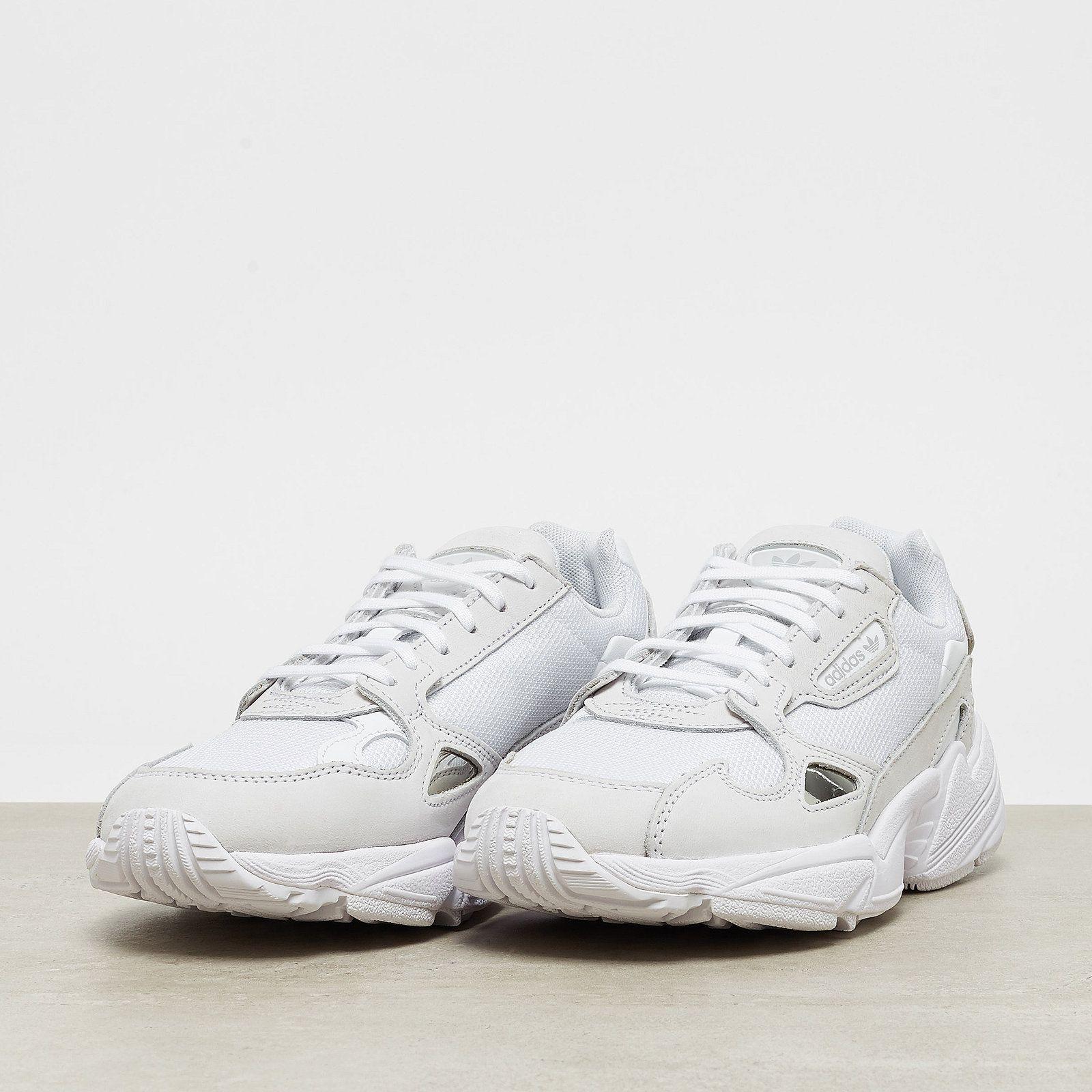 adidas Falcon W whiteftwr white crystal white   S H O E S
