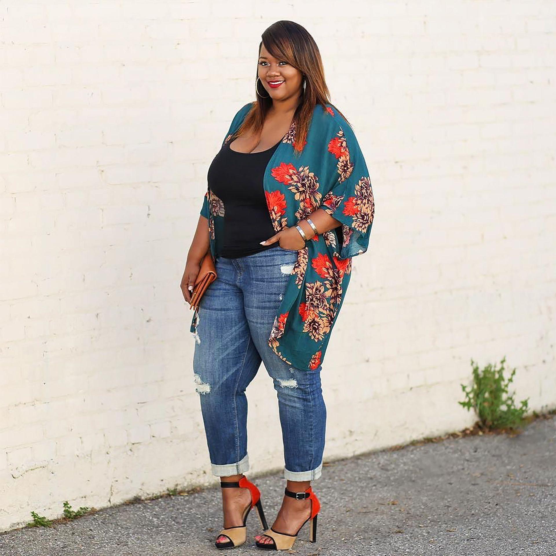Kimono A Go-Go Street Style