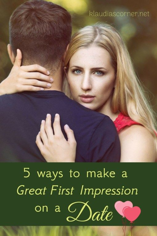 good first impressions for dating sites
