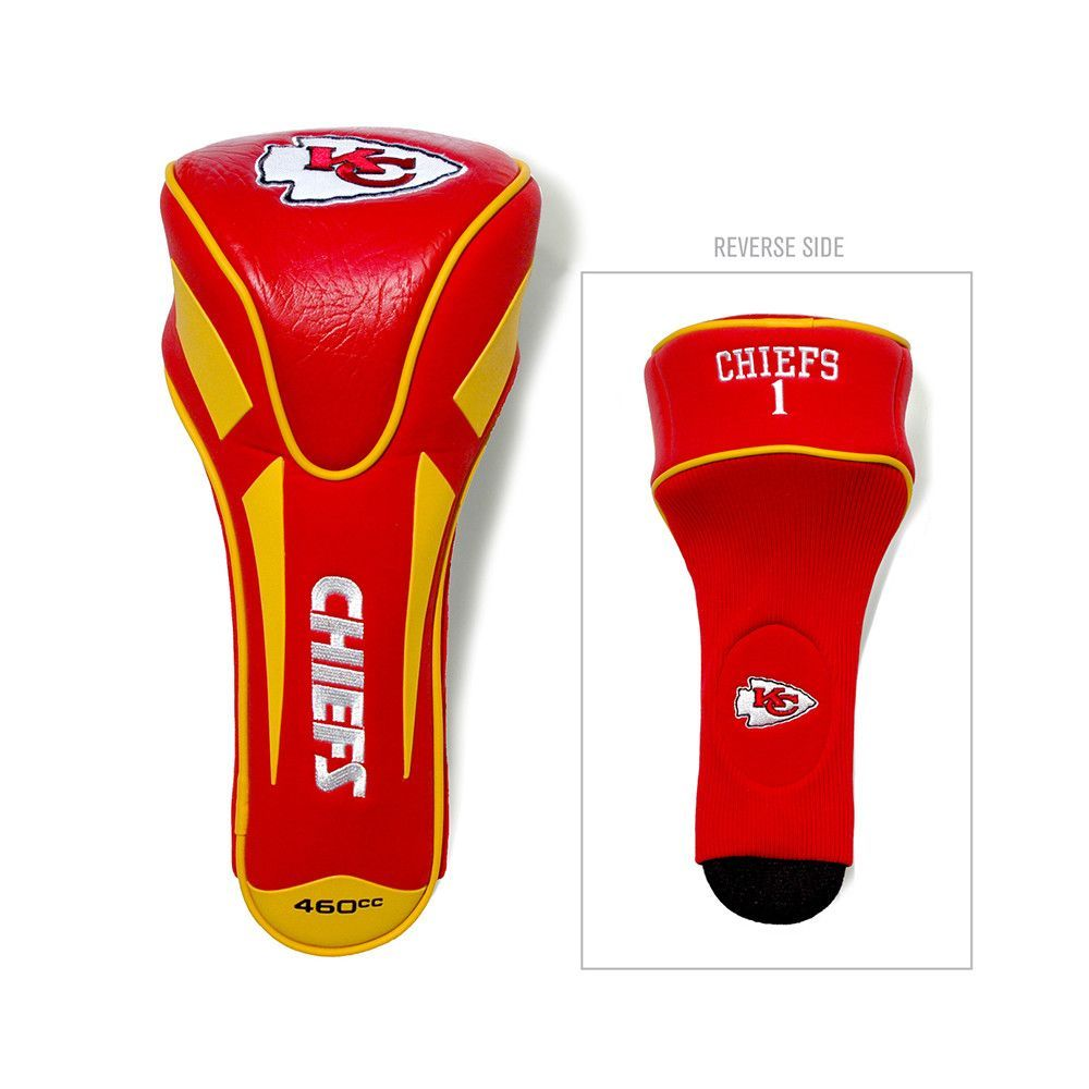 New! Kansas City Chiefs Single Apex Jumbo Headcover #KansasCityChiefs