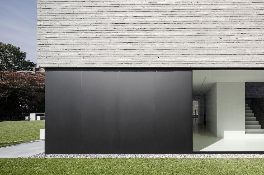 Francisca hautekeete architect gent h drongen huis stone