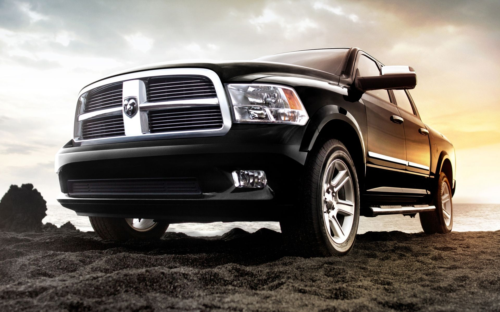 Pin by World auto on my wallpaper collection Ram trucks
