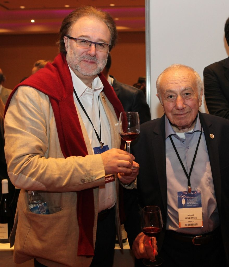 Philippe Faure-Brac & Armand Melkonian - The Best Sommeliers Of The World in 1992(Rio De Janeiro) And In 1969(Brussels). | Rio de janeiro, Brac, Greats