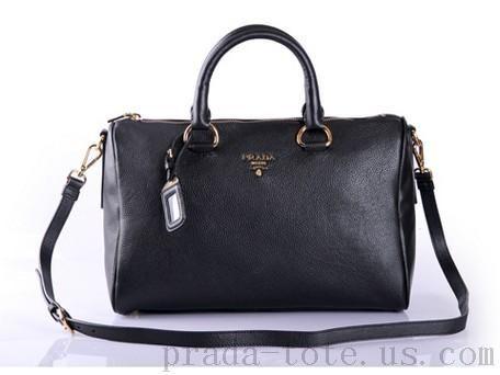 Discount  Prada BL0778 Handbags in Black Outlet store  71e4a57978104