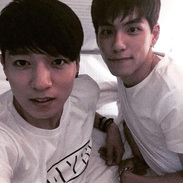 Sungjin + Wonpil
