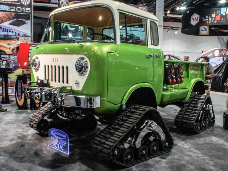 The Gm Futureliner And Other Unique Automotive Sights From Las