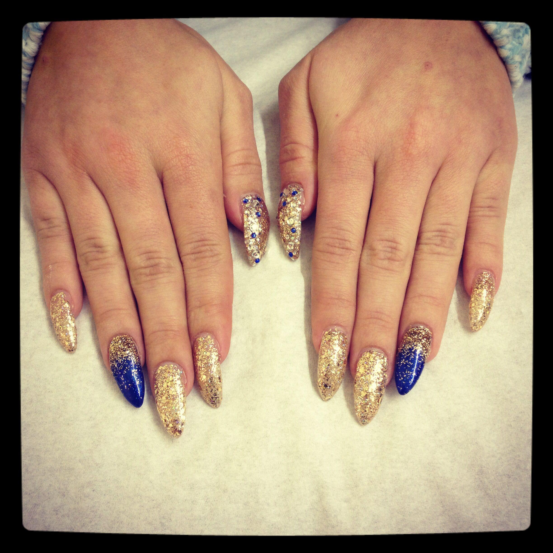 Famous Diamond Blue Nails Component - Nail Paint Ideas ...