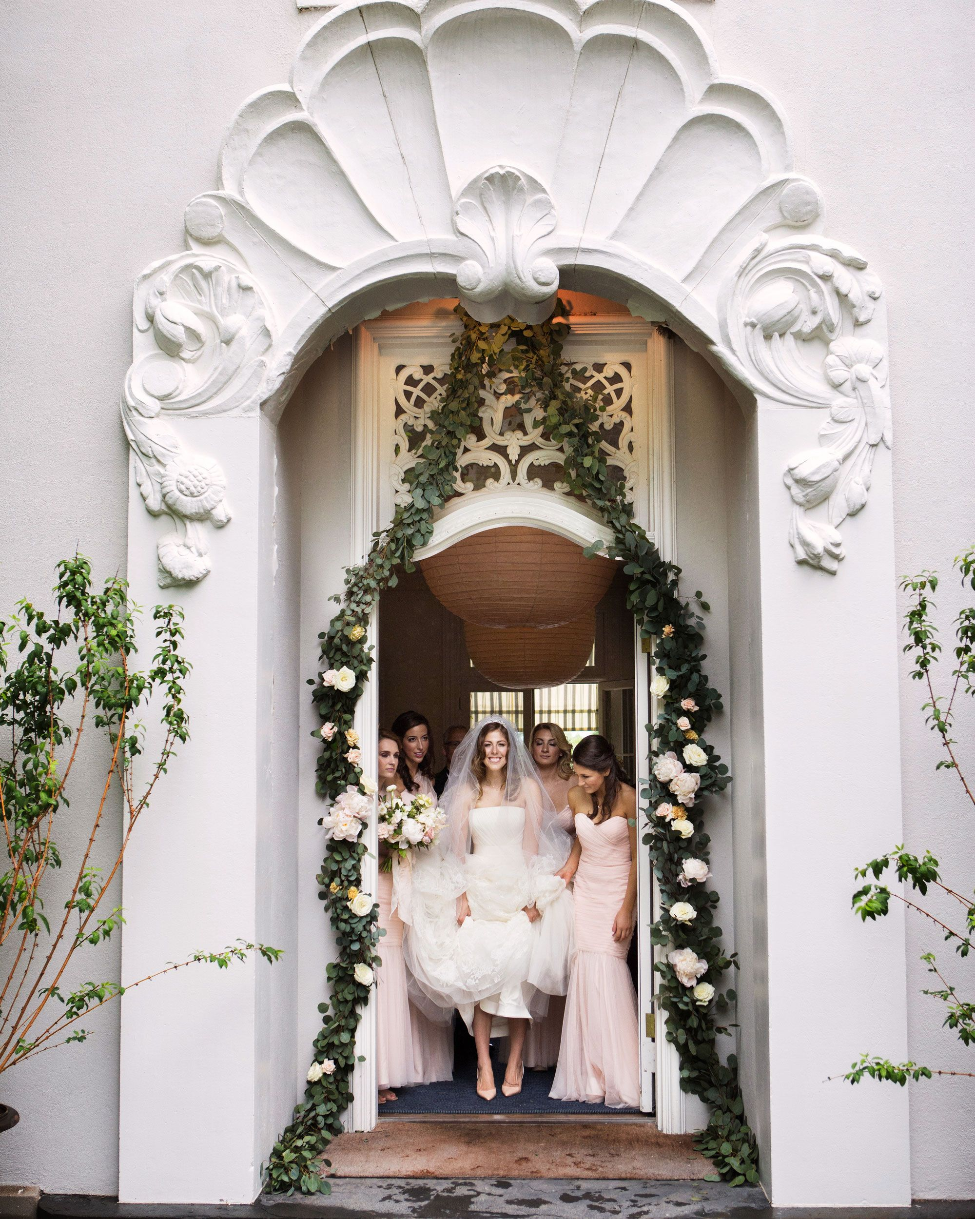 A Whimsical Wedding at an Upstate New York Mansion in 2020