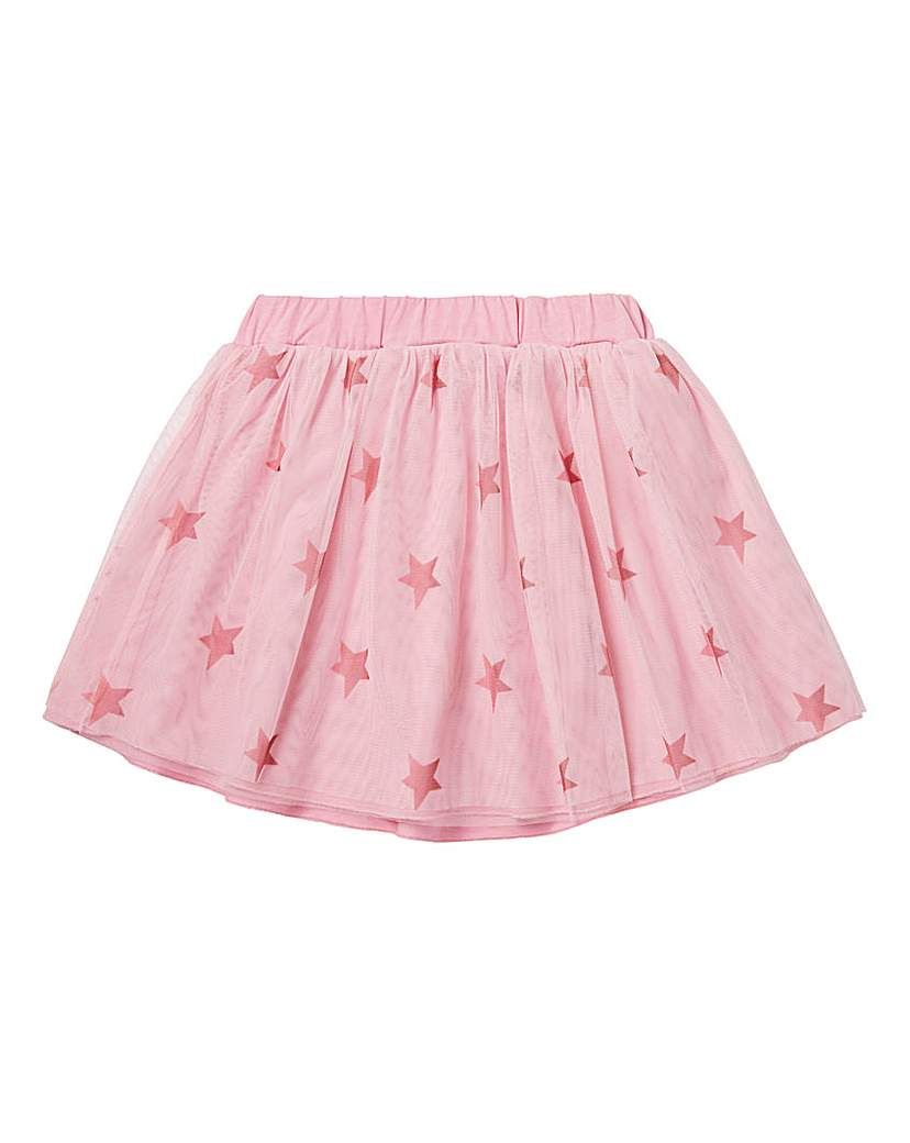 KD Girls Star Tutu-Style Skirt Perfect for your little princess, our KD tutu skirt is great for your twirling little one. The tiered layers of netting and pink star print make this skirt perfect for those aspiring princesses. Finis http://www.MightGet.com/january-2017-13/kd-girls-star-tutu-style-skirt.asp