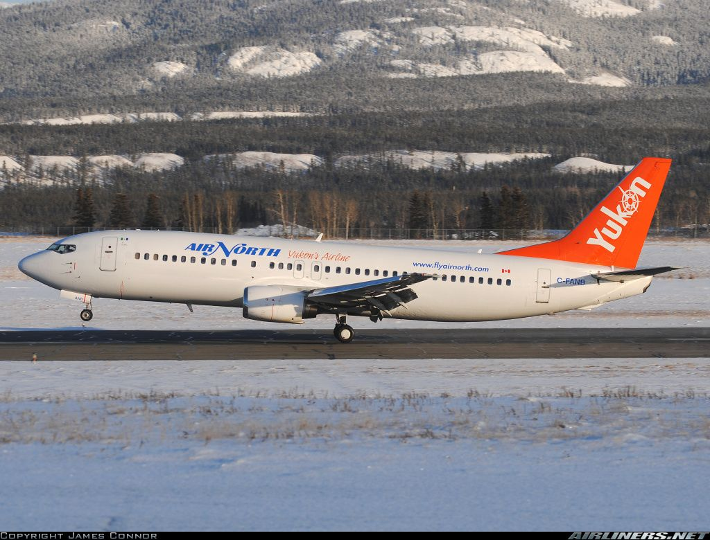 Boeing 73748E aircraft picture