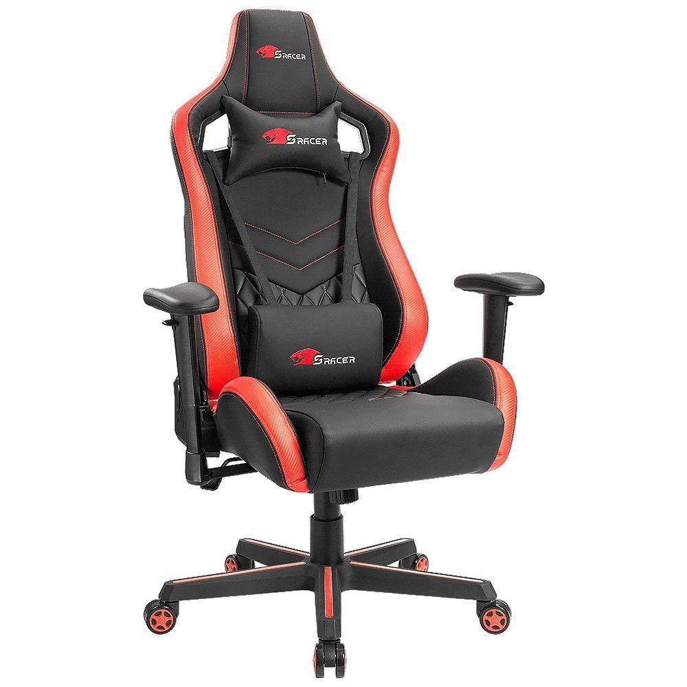 homall speed series gaming chair ergonomic high back racing chair