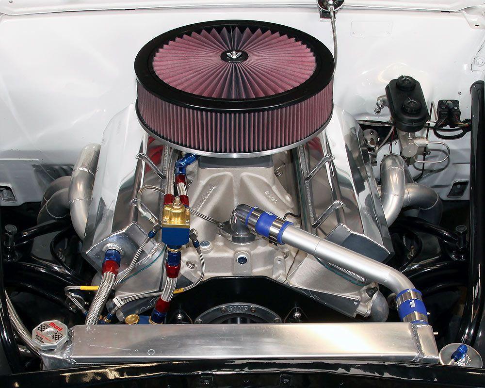 K&N Custom Air Cleaners & Assemblies Add Superior Airflow