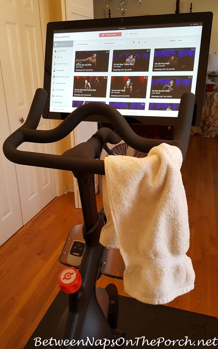 Peloton Cycle Two Months In And What I Ve Learned Peloton Cycle Peloton Peloton Bike