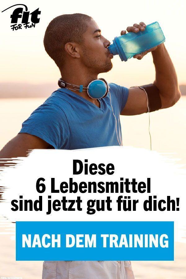 Nach dem Fitnesstraining braucht dein Körper wieder Energie. Wir sagen dir, welche Lebensmittel nach...