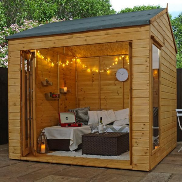 Adley 8' x 8' Truro Summer House in 2020 Wooden summer