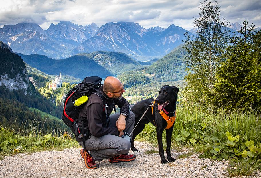 Der Schutzengelweg In Schwangau Die Bergfreaks Urlaub Mit Hund In 2020 Urlaub Mit Hund Reiseziele Urlaub