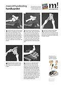 Handleiding handkaarden