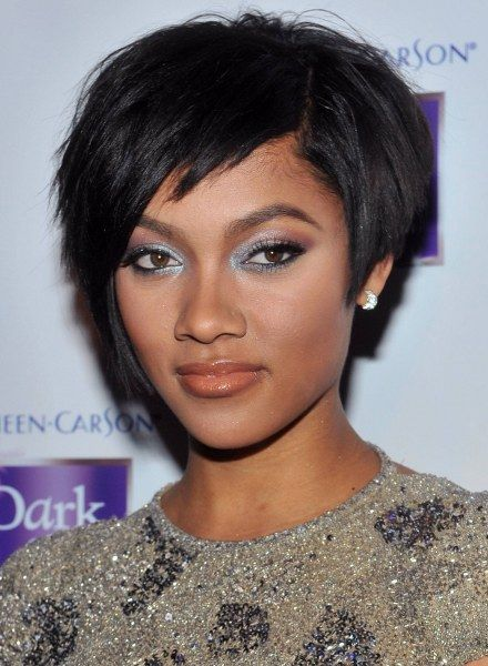 Short Weave Hairstyles For Black Women 2012 Short Weave Hairstyles