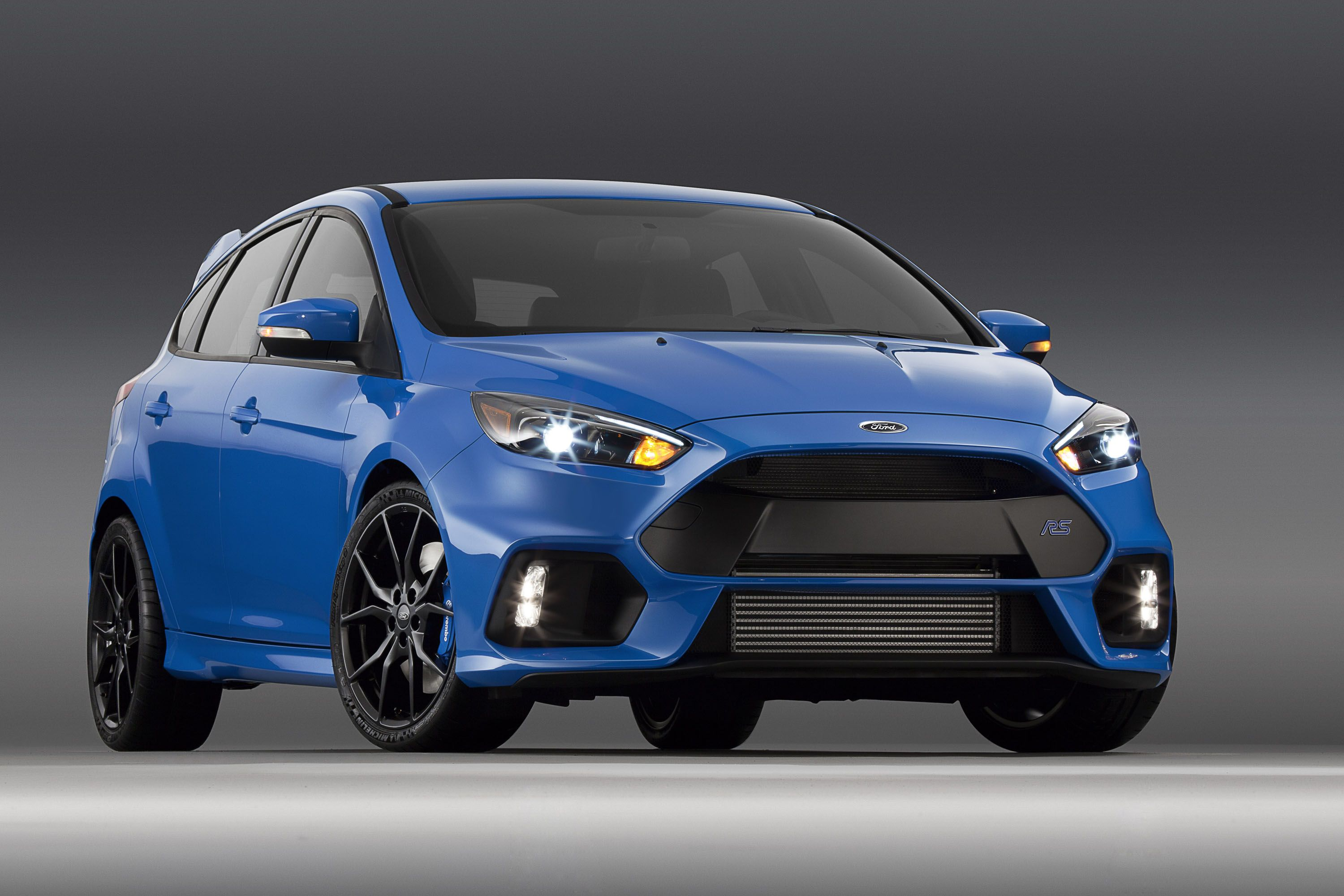 Ford Focus Rs Hits U S Dealers In Spring 2016 Focus Rs New