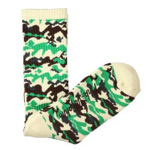 Nouvelle Collection 2014   Pink Dolphin - Camo Socks Woodland