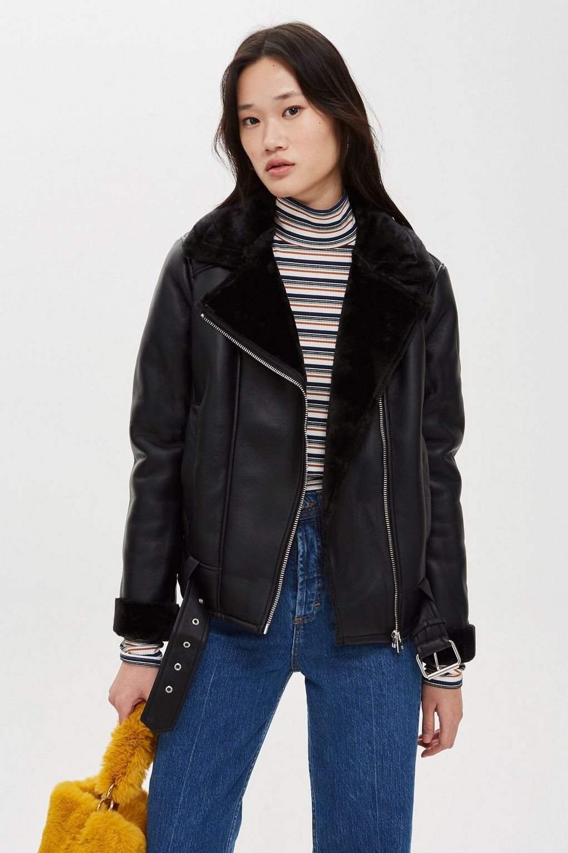 Biker Jacket Biker jacket outfit, Womens biker jacket