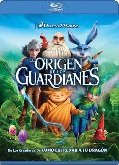 El Origen De Los Guardianes Formato Blu Ray Peter Ramsey En Fnac Es Rise Of The Guardians The Guardian Movie Dreamworks