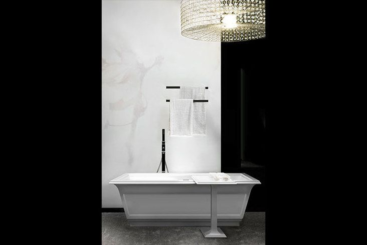 bathroom #icff | the fascino bath collectiongessi includes