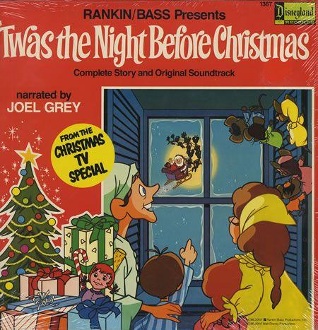 TV Christmas cartoon
