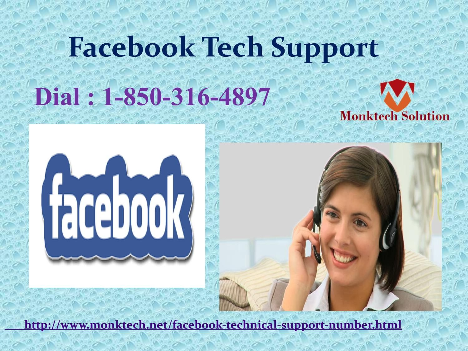 Take Help From Facebook Tech Support 18503164897 Team
