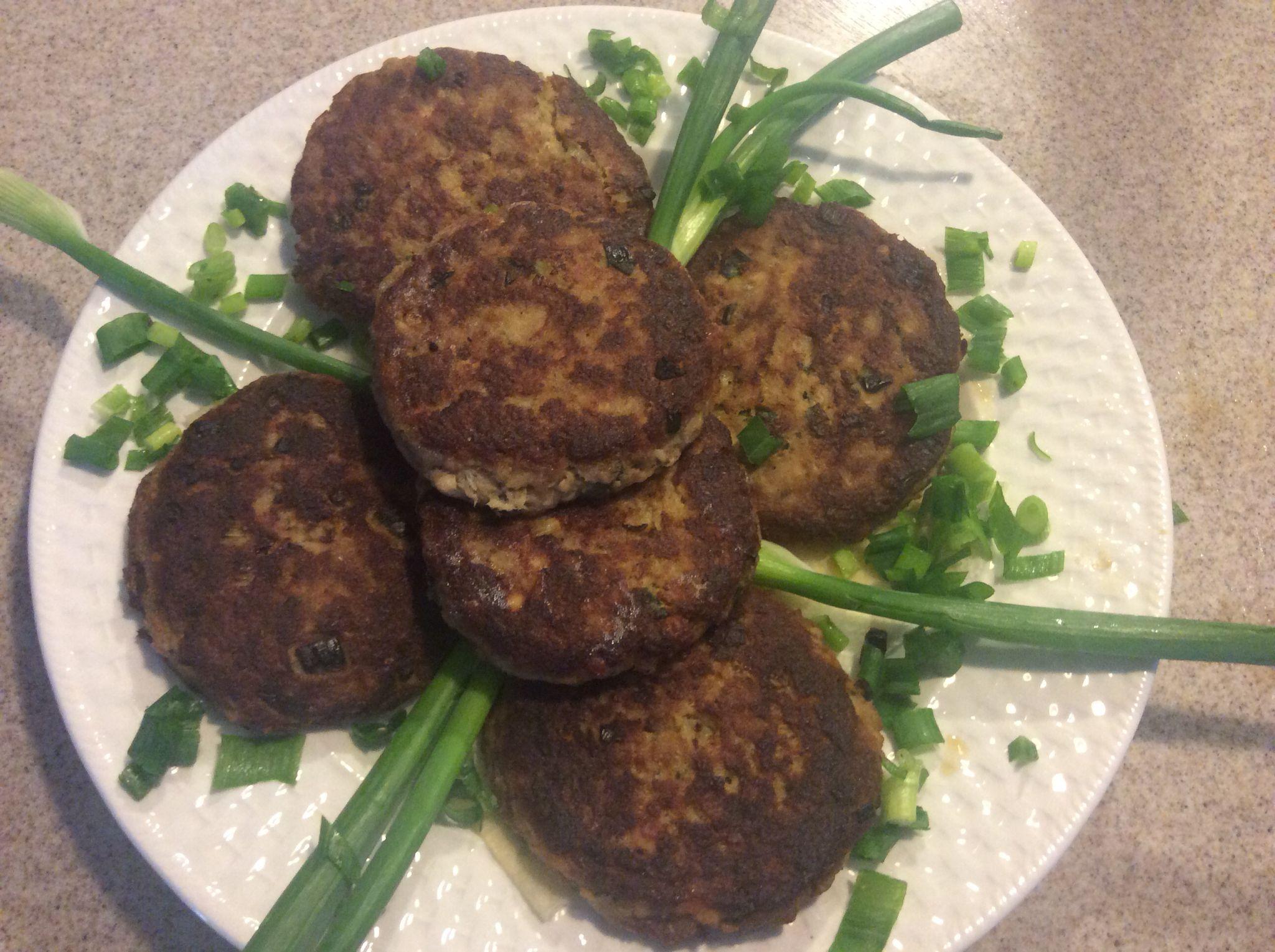 ChefJD's Salmon Croquets