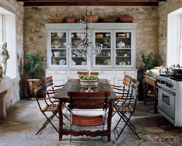 Rustic Farm Kitchen rustic kitchens combine the essential