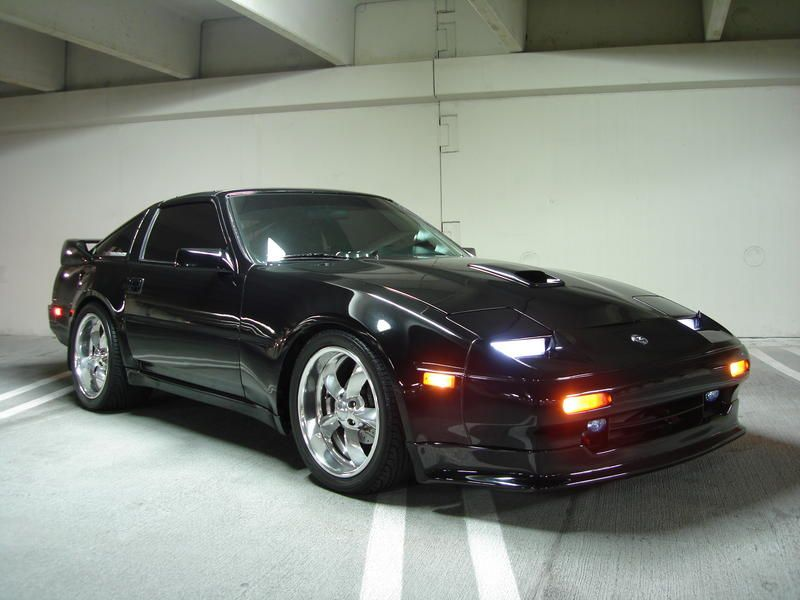 Modified Black Nissan 300zx Cars Nissan Z Cars Gt