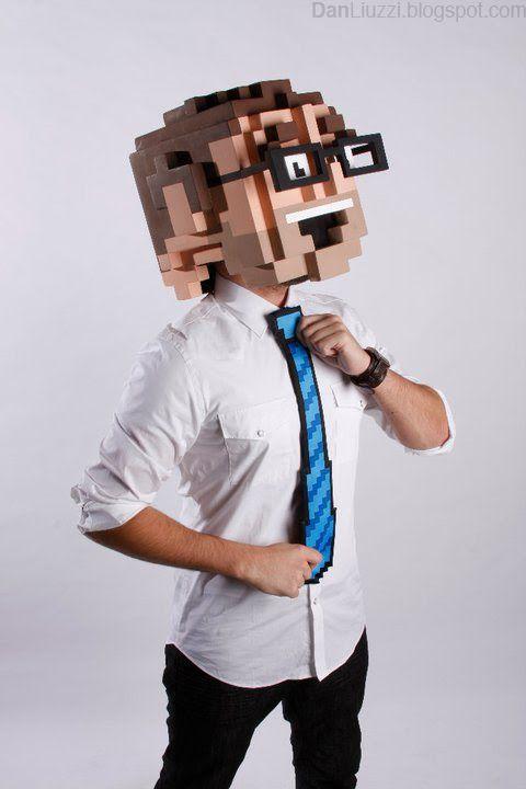 #8bit #mask #pixel // pinned by @welkerpatrick
